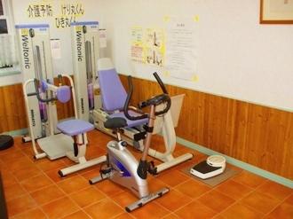 介護予防トレーニング機器